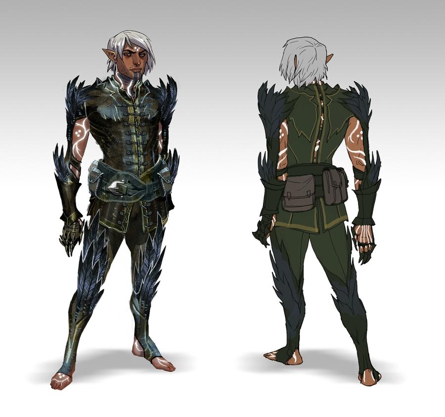dragon age 2 fenris