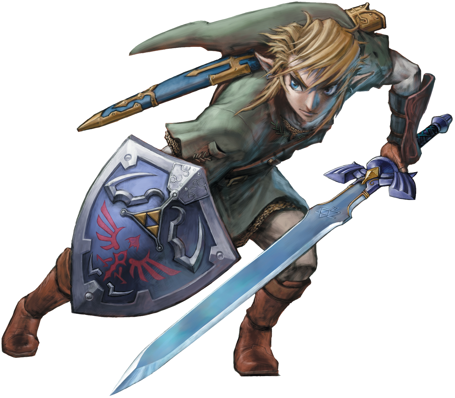 Link Artwork 4 Twilight PrincessLink Twilight Princess